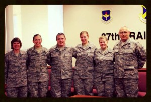 The Holden Family Military 2013