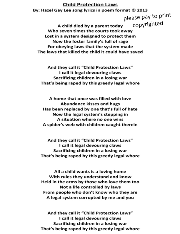 Lost love song lyrics